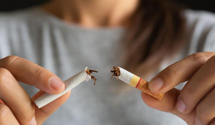 Cómo hacer un plan para dejar de fumar