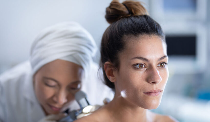 Mexicanos tienen alta susceptibilidad a padecer cáncer de piel