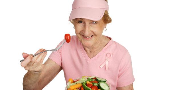 Alimentación durante el tratamiento del cáncer