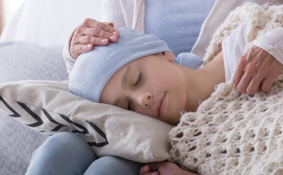 El cáncer infantil es un reto.